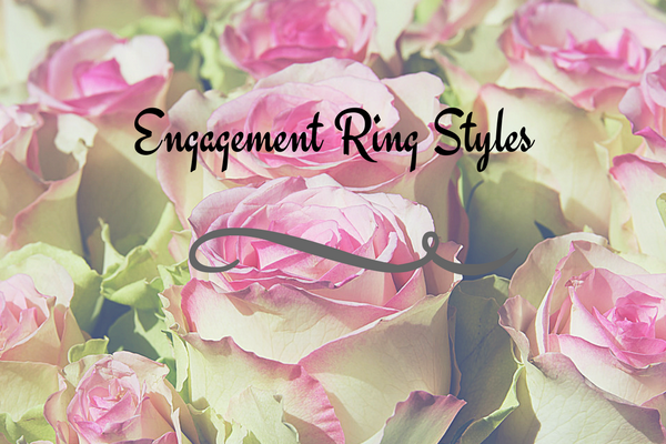 Engagement ring style blog for Guy Wakeling Jewellery