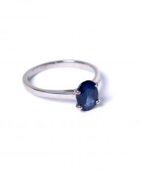 Platinum,Sapphire, Dress Ring, Engagement Ring, Bespoke Ring, Bespoke Jewellery, Ceylon Sapphire, 1.50ct Sapphire