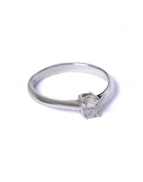 18ct White Gold Diamond Ring, 18ct White Gold, White Gold Ring, Diamond Ring, Diamond Solitaire Ring, D Collection, Diamond Ring, Diamond Engagement Ring, Solitaire Engagement Ring, Solitaire Diamond Ring, Diamond Dress Ring, Diamond Eternity Ring