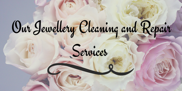 jewellery cleaning services blog title graphic