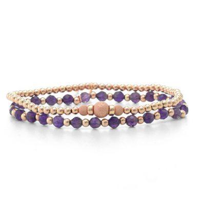 sparkling jewel bracelet