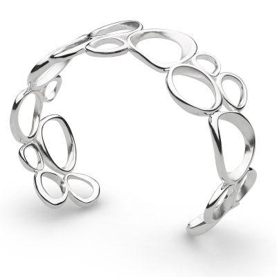 kit heath silver pebble ring